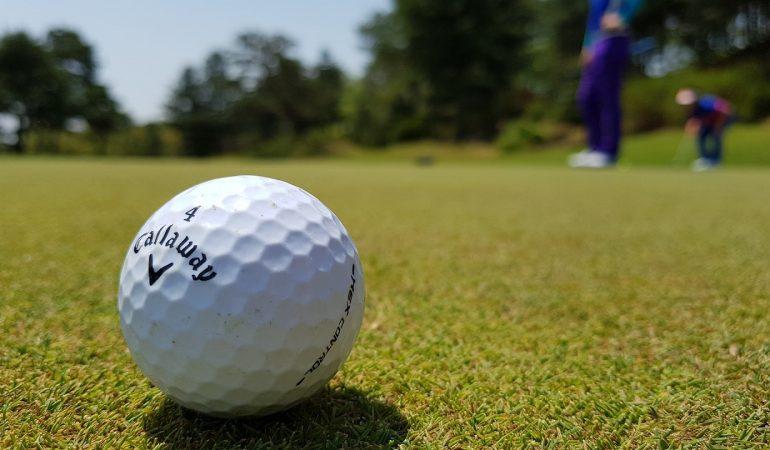 Un week-end parfait sur le thème du golf !